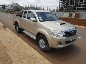Toyota Hilux 2015 Gold | Cars for sale in Addis Ababa, Arada