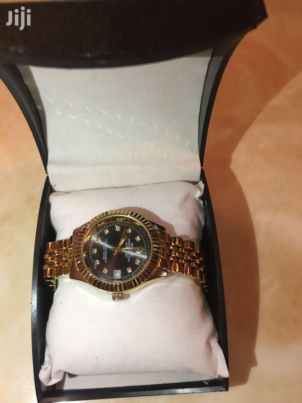 Rolex Hand Watch