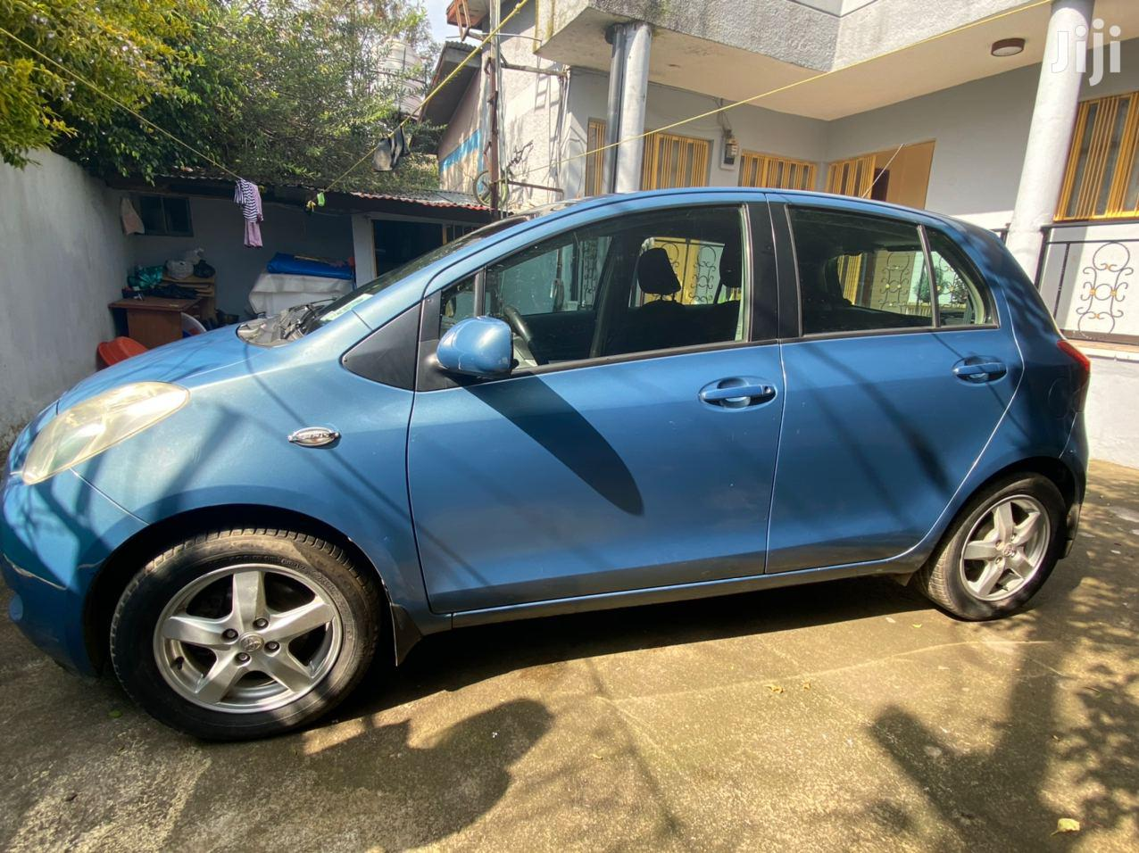 Toyota Yaris 2006 1.0 Blue | Cars for sale in Nifas Silk-Lafto, Addis Ababa, Ethiopia
