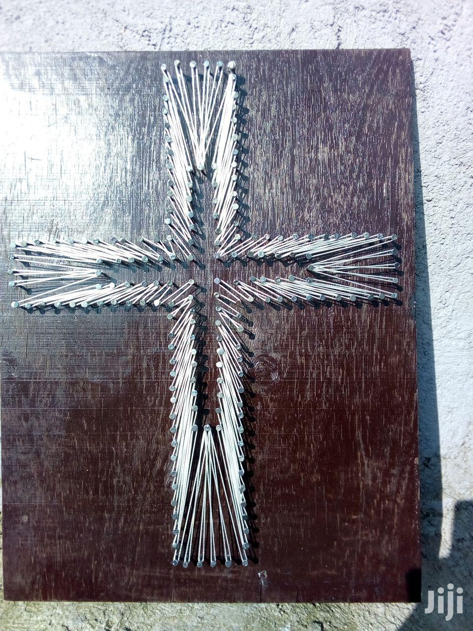 String Art Cross | Arts & Crafts for sale in Addis Ketema, Addis Ababa, Ethiopia