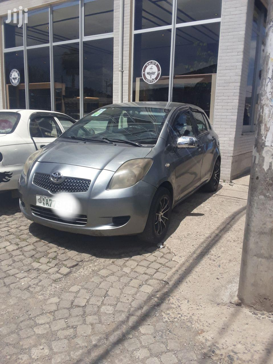 Archive: Toyota Yaris 2005 Silver