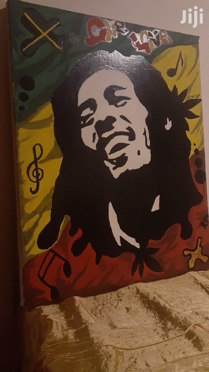 Archive: Bob Marley Art