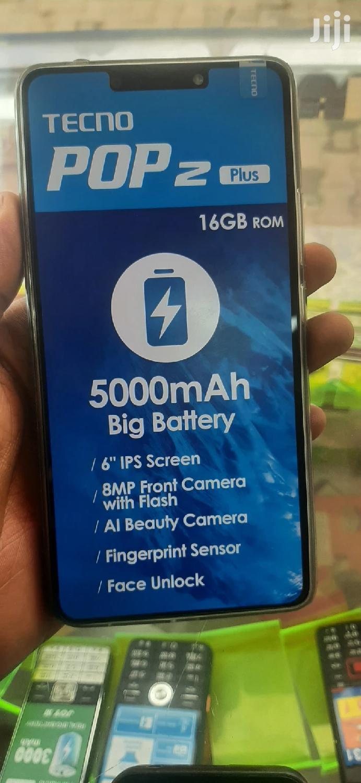 New Tecno Pop 2 Plus 16 GB Blue | Mobile Phones for sale in Bole, Addis Ababa, Ethiopia