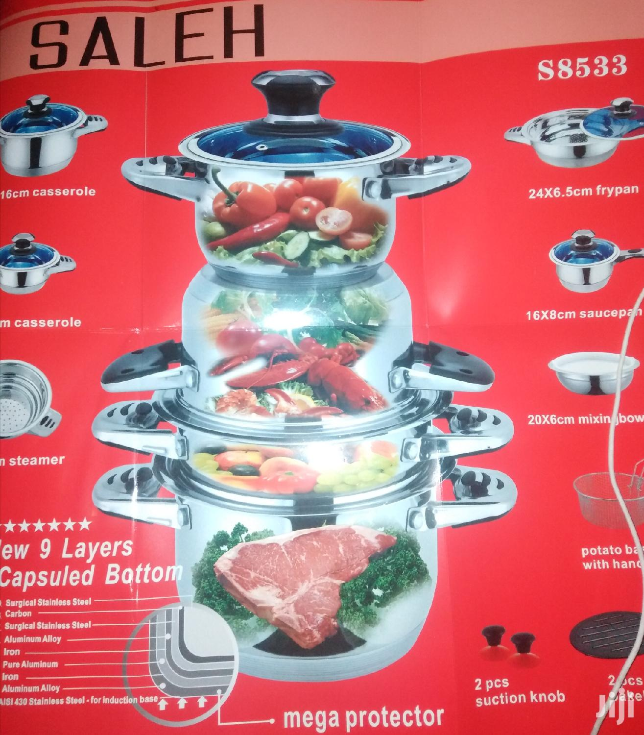 Archive: Cook Ware Set - High Quality