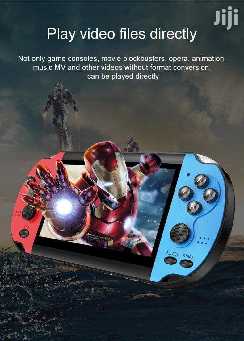 New Modio M3 8 GB Red | Video Game Consoles for sale in Nifas Silk-Lafto, Addis Ababa, Ethiopia