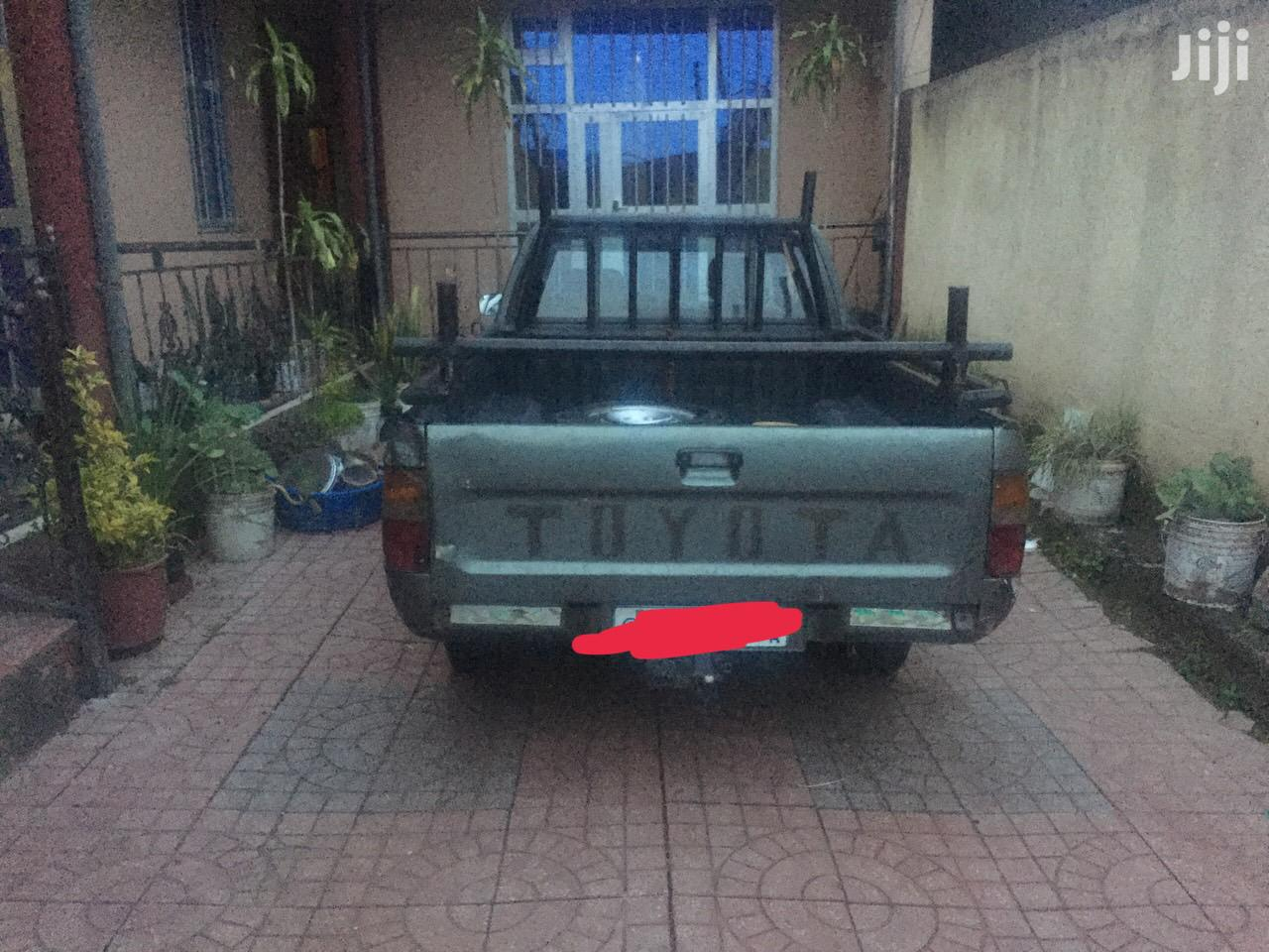 Archive: Toyota Hilux 1989