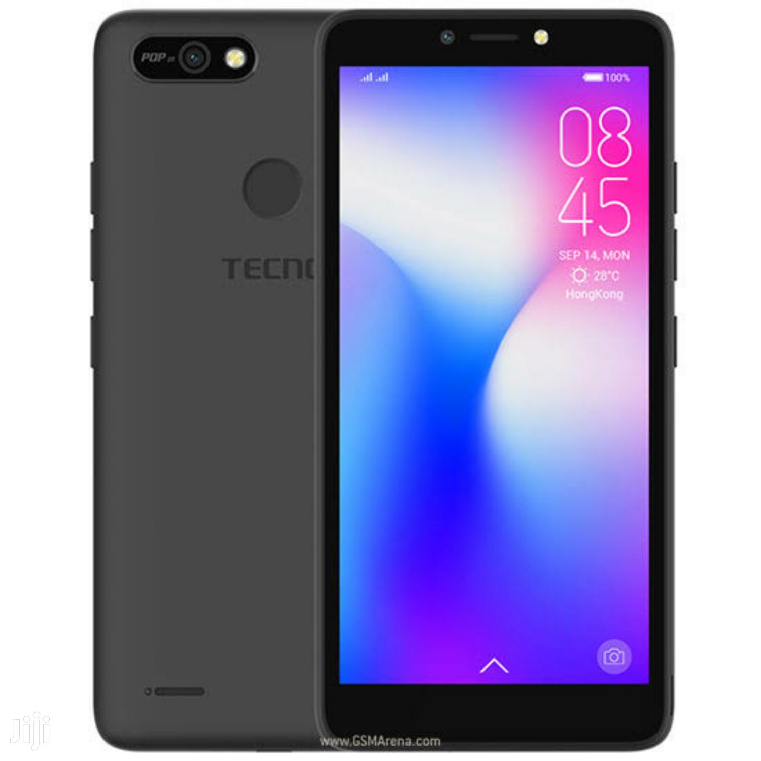 New Tecno Pop 2F 16 GB Black | Mobile Phones for sale in Bole, Addis Ababa, Ethiopia