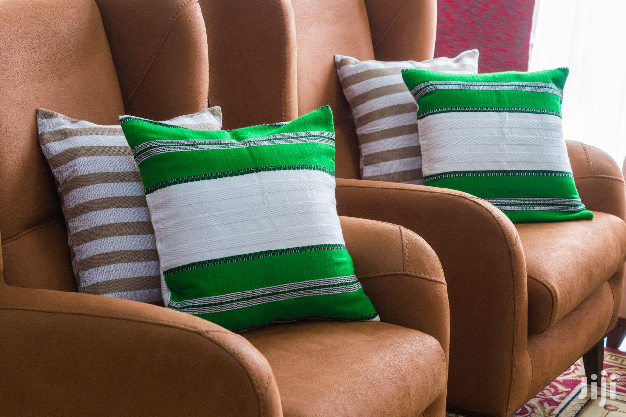 Archive: Handwoven Cushion Covers