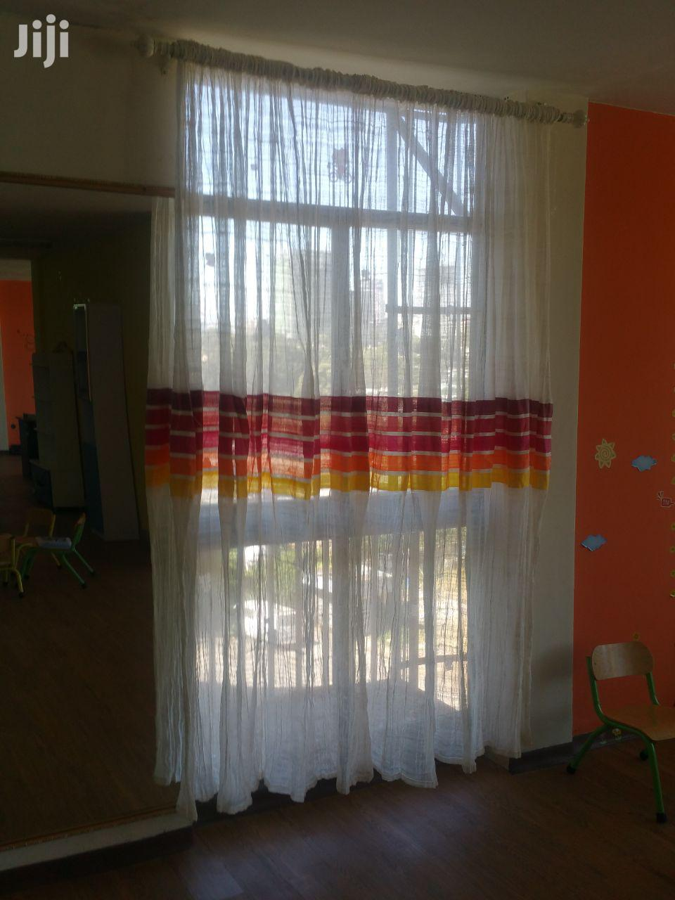 Archive: Handwoven Curtain