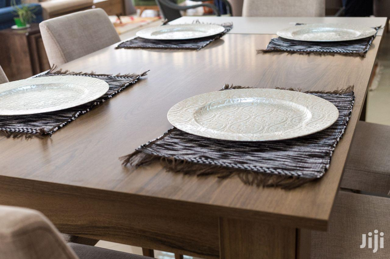 Archive: Table Mats With Napkins