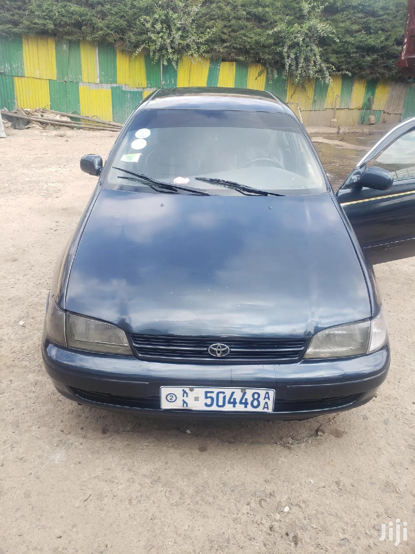 Archive: Toyota Carina 1996 E Sedan Blue