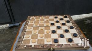 3 In 1 Chess Set Wooden Chess Game, Backgammon, Checkers | Books & Games for sale in Addis Ababa, Kolfe Keranio